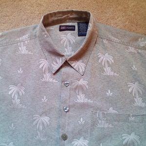 Faded Glory Mens 3XL Dress Shirt